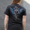 IMAGE | Demigod Album T-Shirt (Black) - detail 4