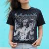 IMAGE | Demigod Album T-Shirt (Black) - detail 3