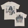 IMAGE | Demigods European Tour T-Shirt (Sand) - detail 1