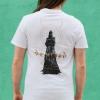 IMAGE | Demigod Cult T-Shirt (White) - detail 4