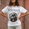 IMAGE | Demigod Cult T-Shirt (White) - detail 3
