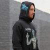 IMAGE   Demigods European Tour Pullover Sweatshirt (Black) - detail 6