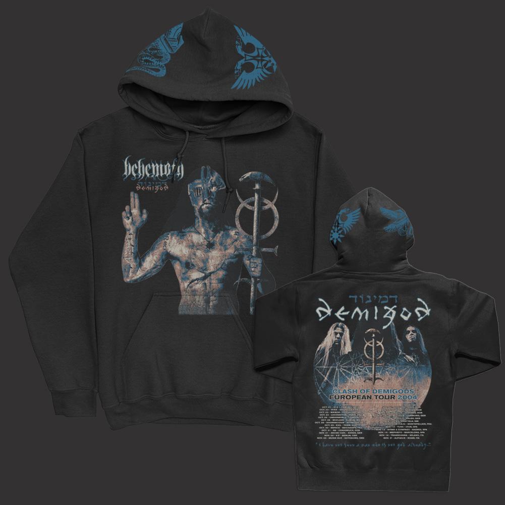 IMAGE   Demigods European Tour Pullover Sweatshirt (Black)