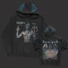 IMAGE   Demigods European Tour Pullover Sweatshirt (Black) - detail 1