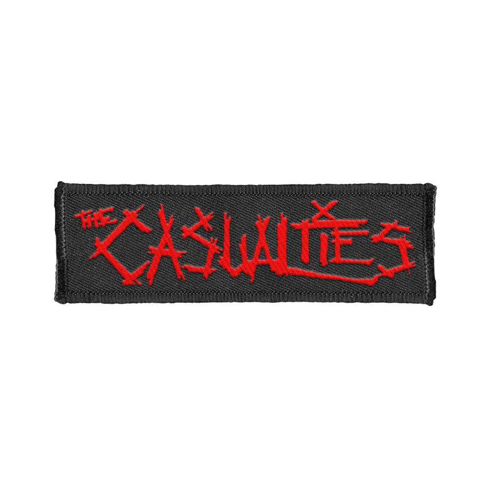 IMAGE   Logo Patch (Black/Red)