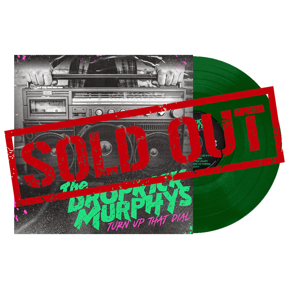 IMAGE | Turn Up That Dial LP (Transparent Green)
