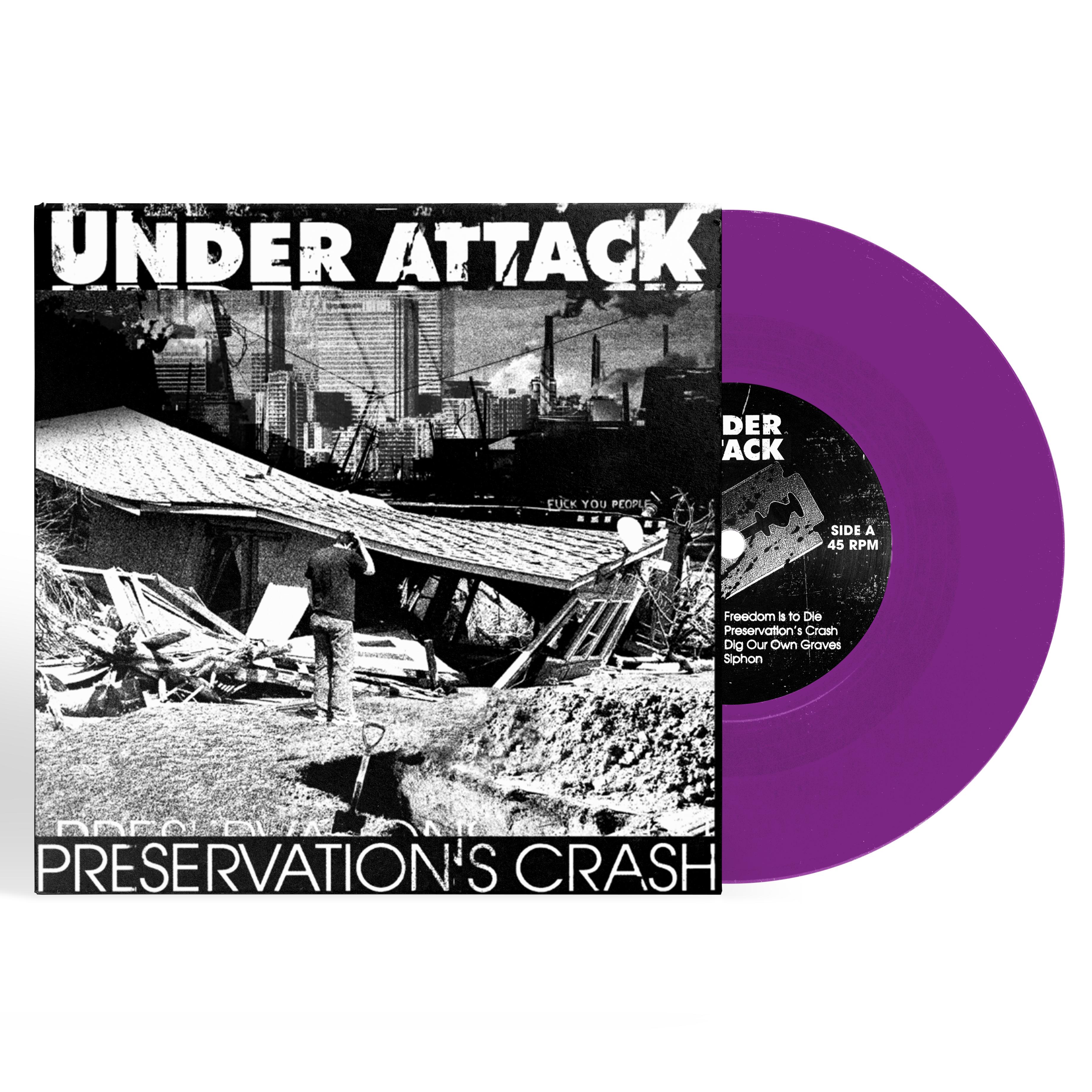 Preservation's Crash 7