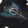 IMAGE | Demigod Album T-Shirt (Black) - detail 8