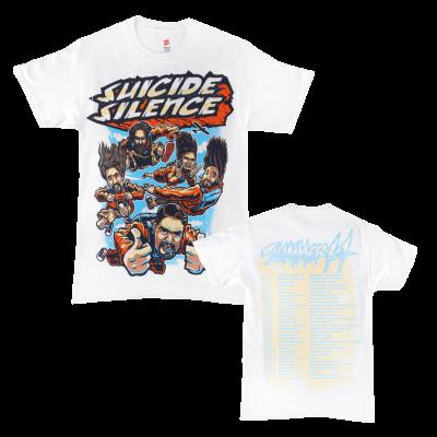 IMAGE | Summer '14 Tour T-Shirt (White)