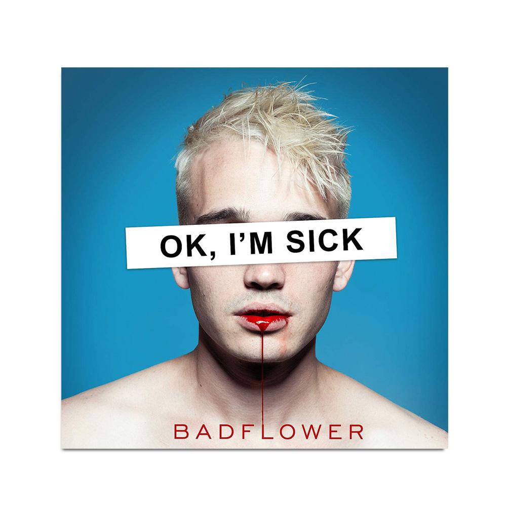 IMAGE | OK, I'm Sick CD