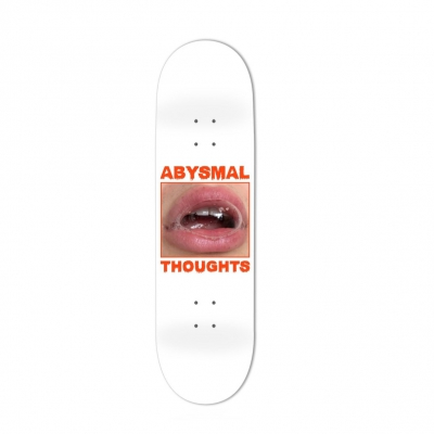 IMAGE | Abysmal Thoughts Skate Deck