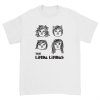IMAGE | Cats! Tee (White) - detail 1