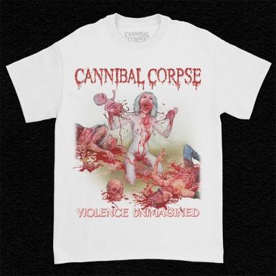 IMAGE | Violence Unimagined Uncensored T-Shirt (White)