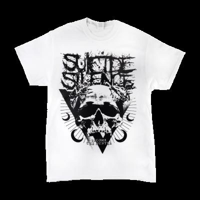 BTH Skull T-Shirt (White)