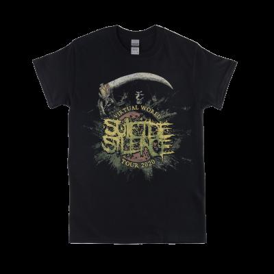 Virtual World Tour T-Shirt (Black)