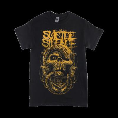 Doom Snake T-Shirt (Black)