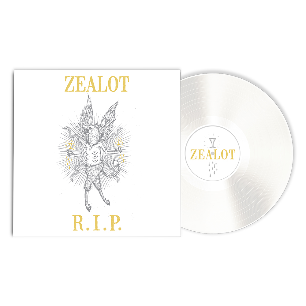 IMAGE | The Extinction of You LP (White)