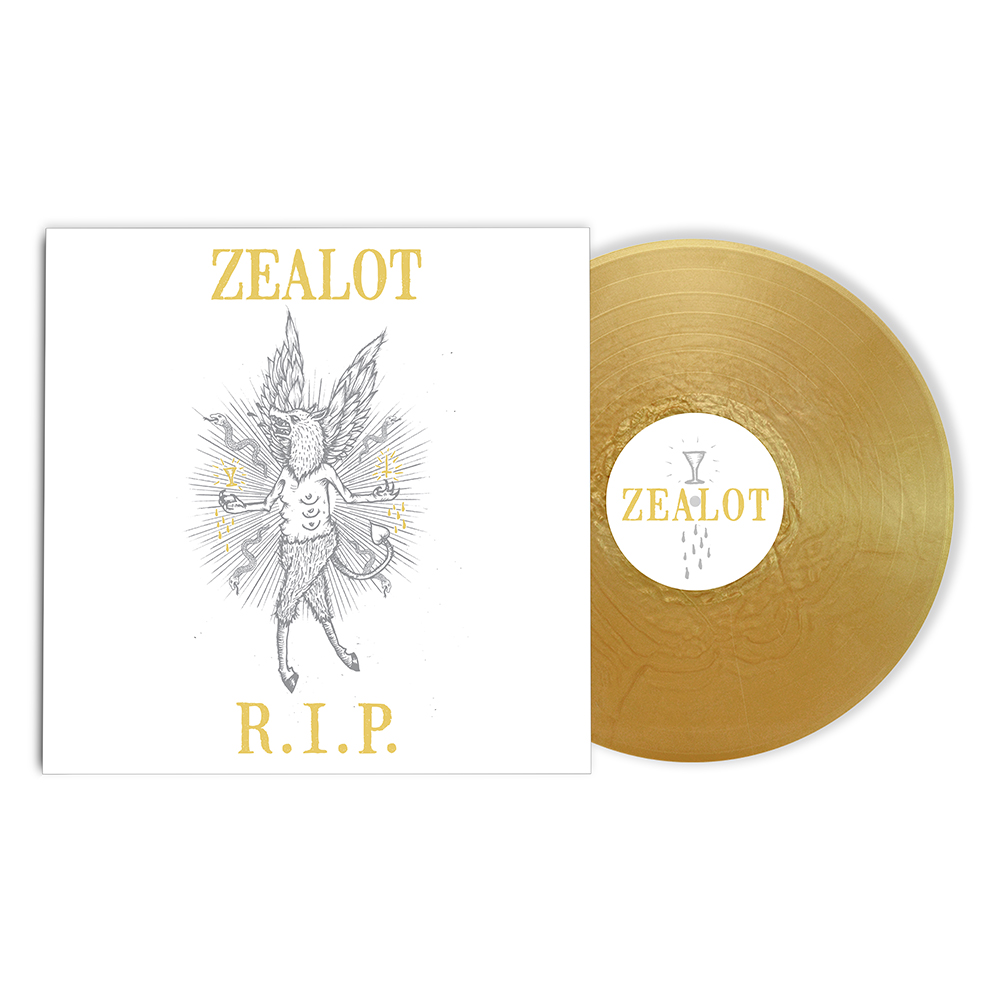 IMAGE | The Extinction of You LP (Gold)