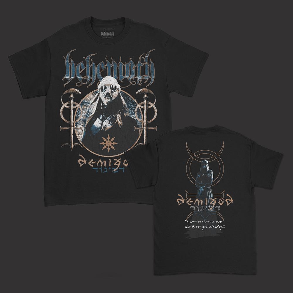 IMAGE   Demigod Cult T-Shirt (Black)