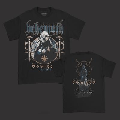 IMAGE | Demigod Cult T-Shirt (Black)