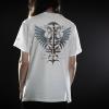 IMAGE   Demigod Album T-Shirt (White) - detail 5