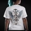 IMAGE   Demigod Album T-Shirt (White) - detail 3