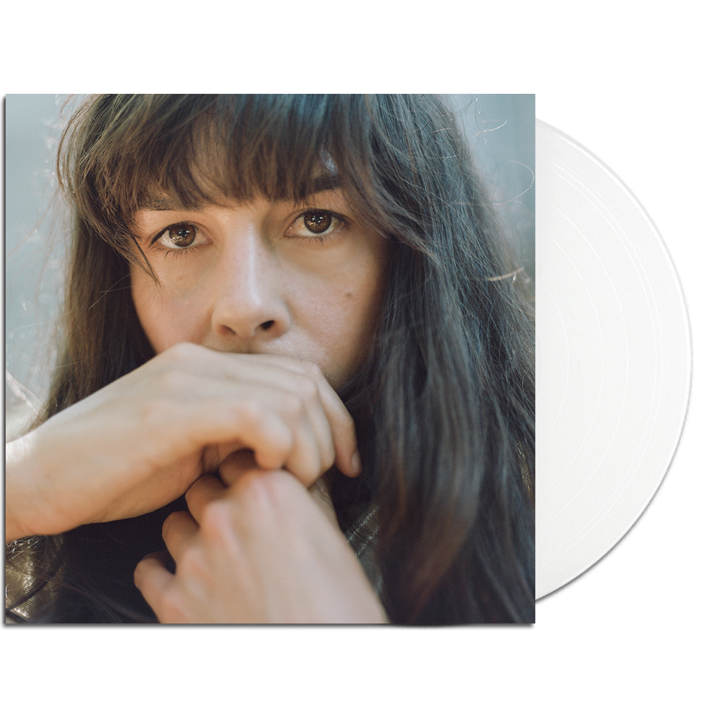 IMAGE   History Of A Feeling LP (White)