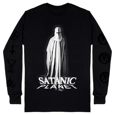 Baphomet Ghost Long Sleeve (Black)