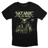 IMAGE | Glow In The Dark Planet T-Shirt (Black) - detail 1