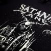 IMAGE | Glow In The Dark Planet T-Shirt (Black) - detail 2