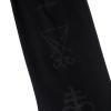 IMAGE   Baphomet Ghost Long Sleeve (Black) - detail 3