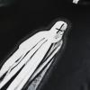 IMAGE   Baphomet Ghost Long Sleeve (Black) - detail 2