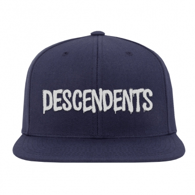 IMAGE | Embroidered Logo Hat (Navy)