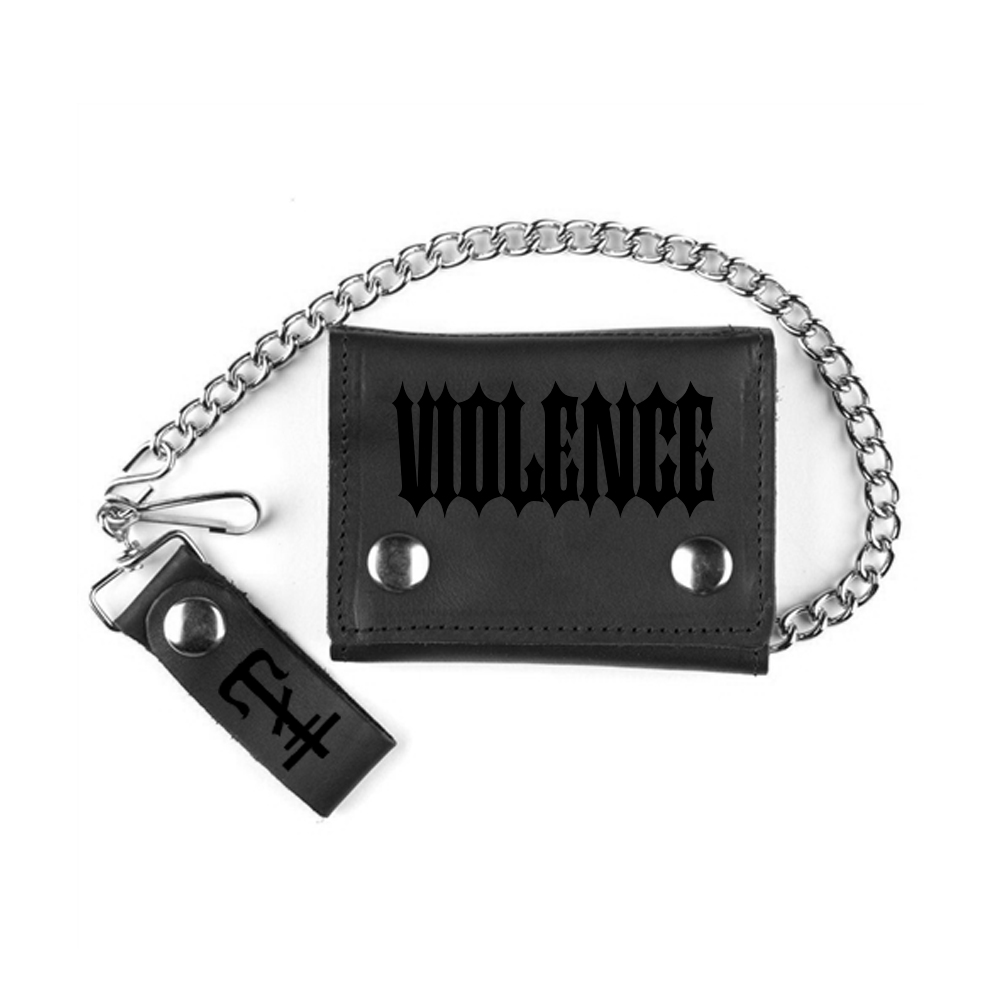 IMAGE   Violence Chain Wallet