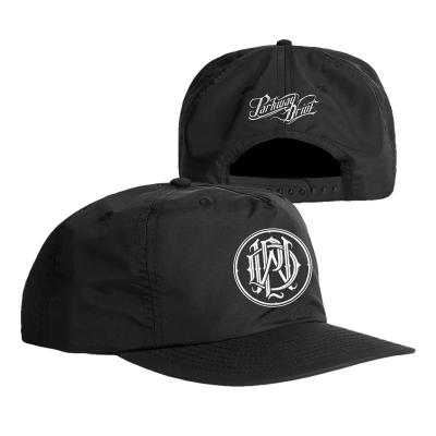 IMAGE | Logo Snapback Hat (Black)