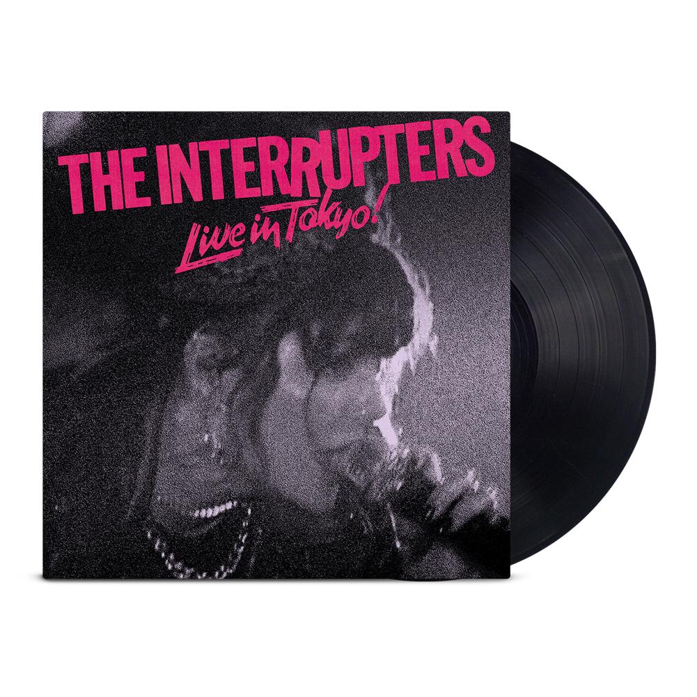 IMAGE   Live In Tokyo! LP (Black)