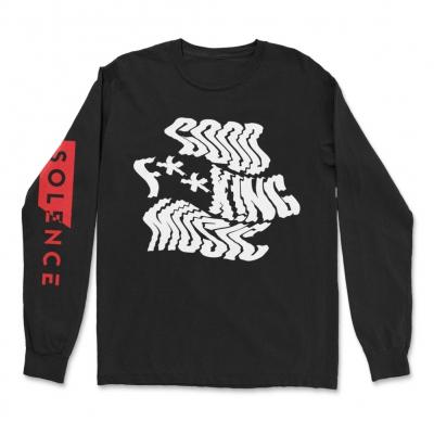 IMAGE   Good Music Long Sleeve (Black)