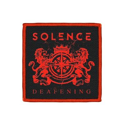 IMAGE   Emblem Patch (Black/Red)