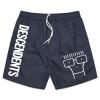 IMAGE   Milo Beach Shorts (Petrol Blue) - detail 1