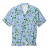 IMAGE | Milo Desert Button Up Shirt (Baby Blue) - detail 1