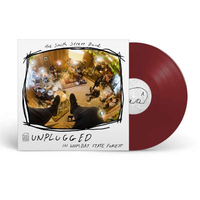 IMAGE | Unplugged In Wombat State Forest LP (Purple)