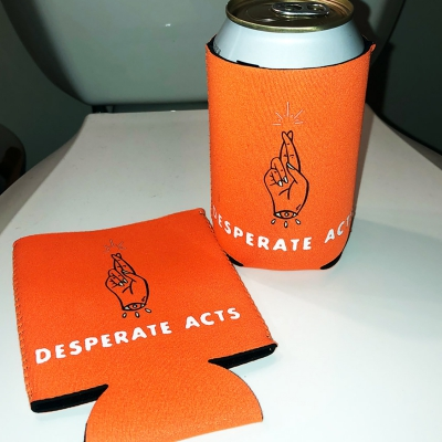 IMAGE | Crossed Fingers Coozie