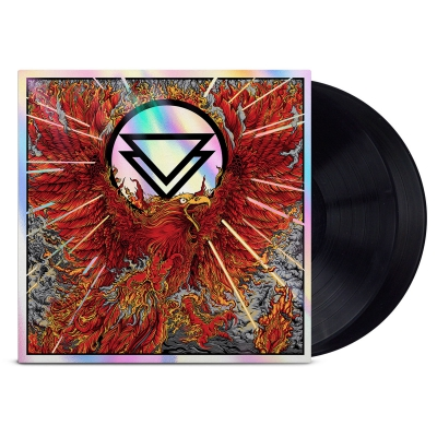 IMAGE | Rise From The Ashes: Live At The Shrine 2xLP (Blac