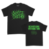 IMAGE | Be Nothing Without Me T-Shirt (Black) - detail 1