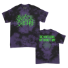 IMAGE   Be Nothing Without Me T-Shirt (Purple Dye) - detail 1