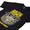 IMAGE | Live Life Hard T-Shirt (Black) - detail 2