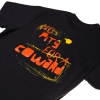 IMAGE   No Pity For A Coward T-Shirt (Black) - detail 3