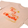 IMAGE   No Pity For A Coward T-Shirt (Sand) - detail 3