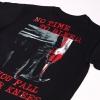 IMAGE   No Time To Bleed T-Shirt (Black) - detail 3