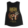IMAGE   The Cleansing Women's Muscle Tank (Black) - detail 1
